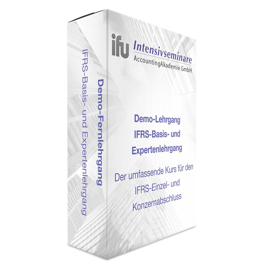 Demo IFRS-Basis- und Expertenlehrgang